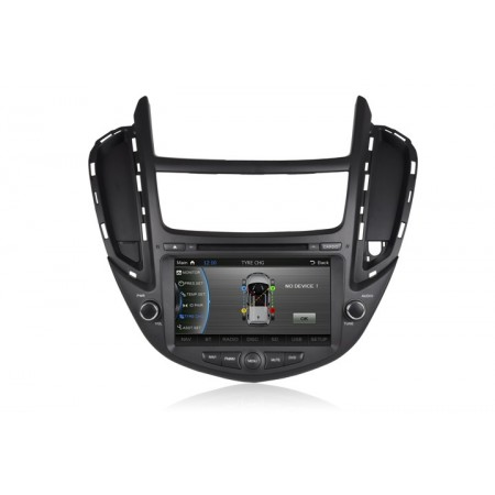 "CASKA CA213-MQ5 Car DVD Player Dash system Chevrolet Trax 2014/GM TRACK vehicles 7"" 800X480 Screen Builted NAV WinCE 6.0 OEM standard car in-dash"