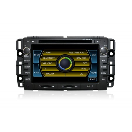 CASKA Car DVD Player System 4S3615G GM universal series