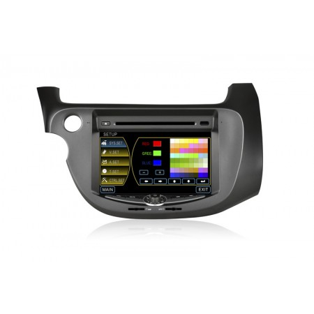 """CASKA OUTLET Car DVD CA3618G fit 2008-2010 OEM standard car in-dash system 8"""" touch screen 800X480 Windows CE 5.0 Navigation FREE UPDATE Sygic MAP"""