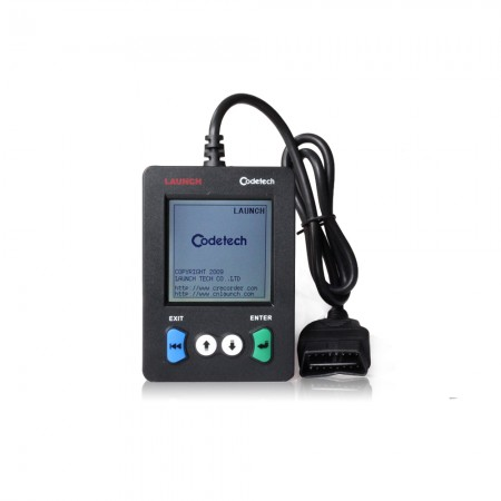 Launch CODE TECH economical OBDII code reader same function as Launch CReader V+ The easiest and best way to troubleshoot vehicles