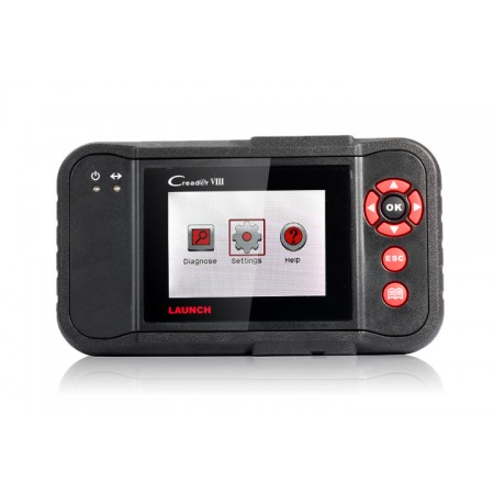 Original Launch X431 Creader VIII Auto Scanner Diagnostic Instrument CReader 8 Equal to CRP129 OBD2 / EOBD Code Reader
