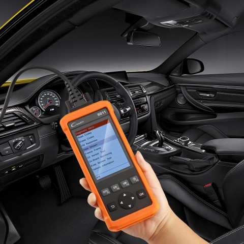 Launch Creader 6011 Code Reader Obdii Eobd Scan Tool Auto Diagnostic Scan Tool With Abs And Srs Diagnosis Functions For Obd2 Vehicles