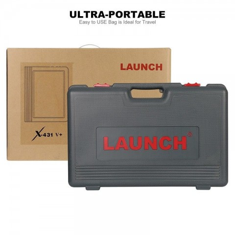 Newest Original Launch X431 V+ (X431 Pro3) ScanPad 101 Wifi/Bluetooth  Global Version Full System Diagnostic Tablet X-431 V Plus Auto Scanner on