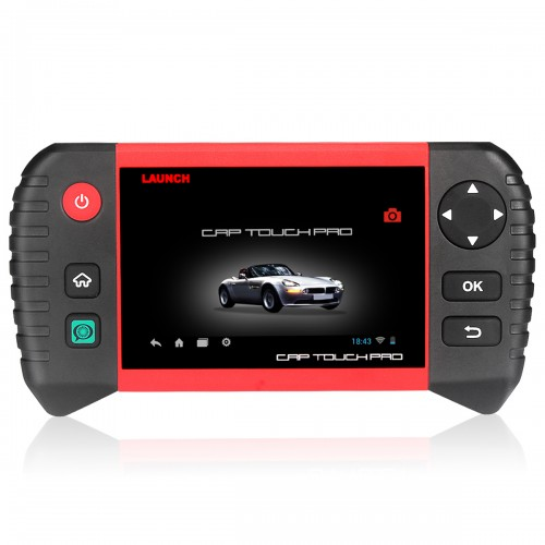 2017 New LAUNCH CRP TOUCH PRO Bluetooth / Wifi Scanner Full System OBDII / EOBD Automotive Diagnostic Scan Tools runs on the Android System advanced LAUNCH CRP229