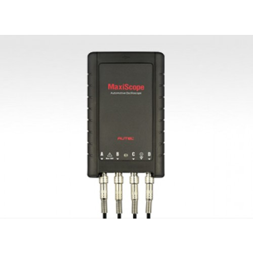 Autel MaxiScope MP408 based 4-channel automotive oscilloscope with PC or MaxiSys Tablet