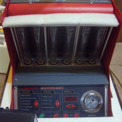 On Sale CNC-602A injector cleaner & tester Launch