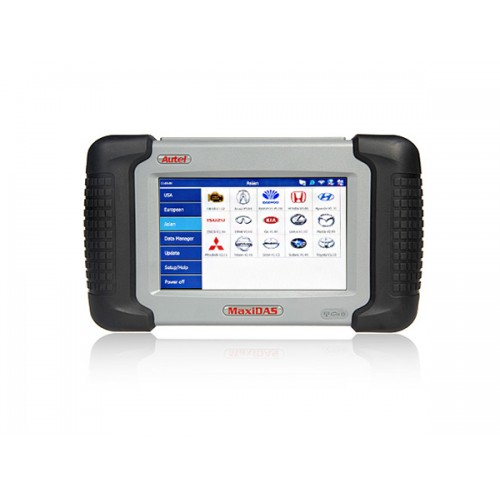 Original Autel MaxiDas DS708 Auto Diagnostic Tool OBD EOBD Scanner For EU US Aisian Vehicles Free Online Update + Multi-Language
