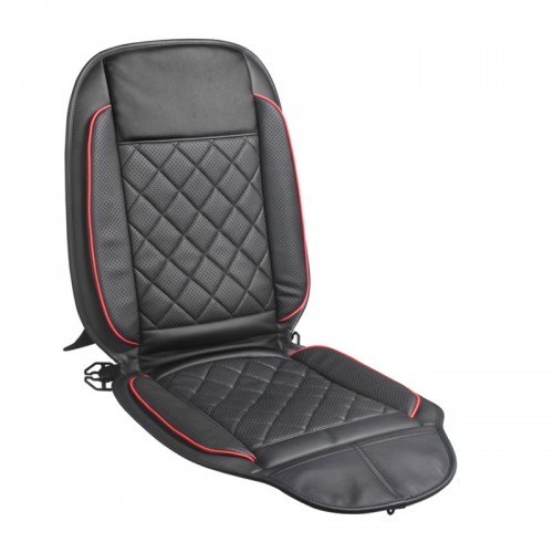 The Intelligent temperature control cushion Controlled Auto Seat Cushion with Heating & Cooling Control with 4 Colors Black/Gray/Brown/khaki